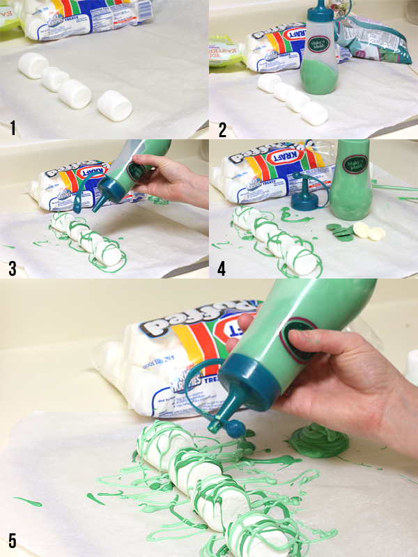 how to make candy kabobs