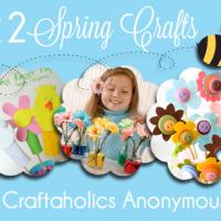 22 Spring Crafts