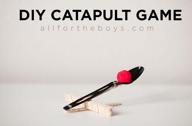 DIY-Catapult