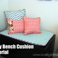How to Make a Bench Cushion