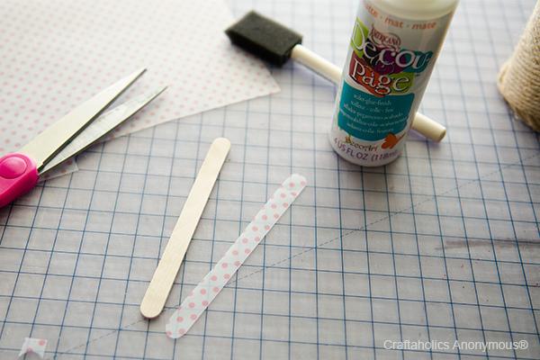 decoupage craft