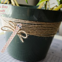 Lilies + Mothers Day Kids Craft