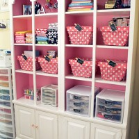 Small Craft Room Tour – Amy Giggles Designs