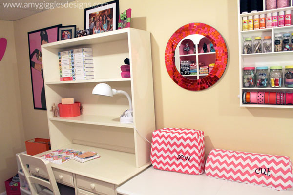 small craft room storage