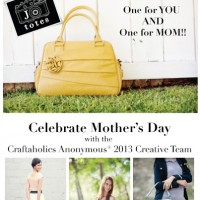 HUGE Jo Totes Mother's Day Giveaway!