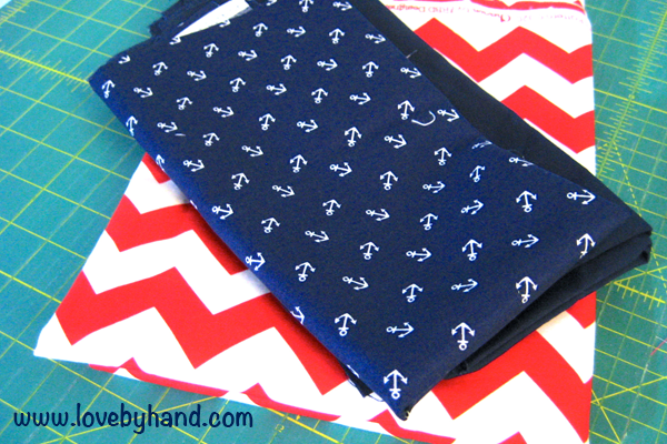 anchor fabric