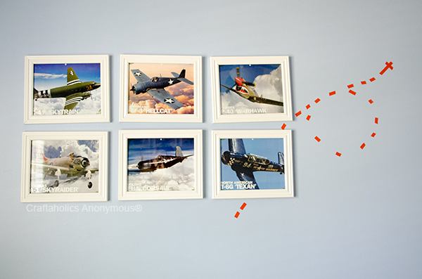 vintage airplane pictures