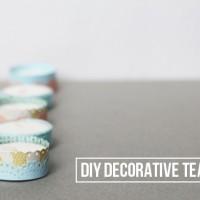 DIY Party Tea Lights