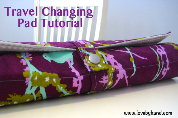 roll up baby changing pad