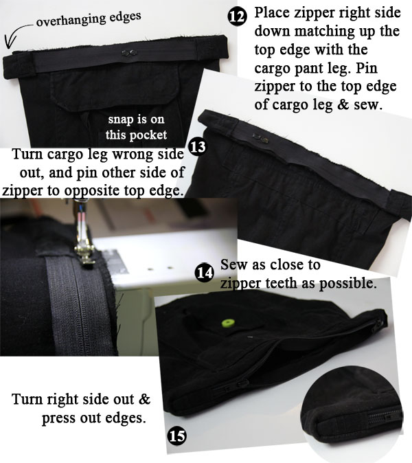 tutorial for a messenger bag