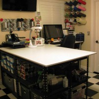 Craft Room Tour- Lana at Studio 73 Creations