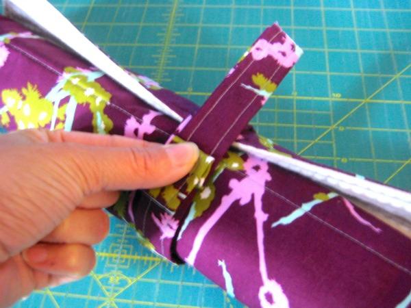 adjust the strap