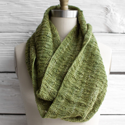 cowl scarf pattern
