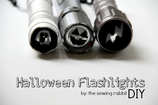 halloween flashlights