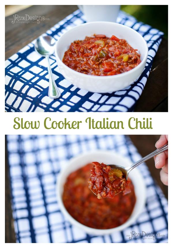italian chili recipe