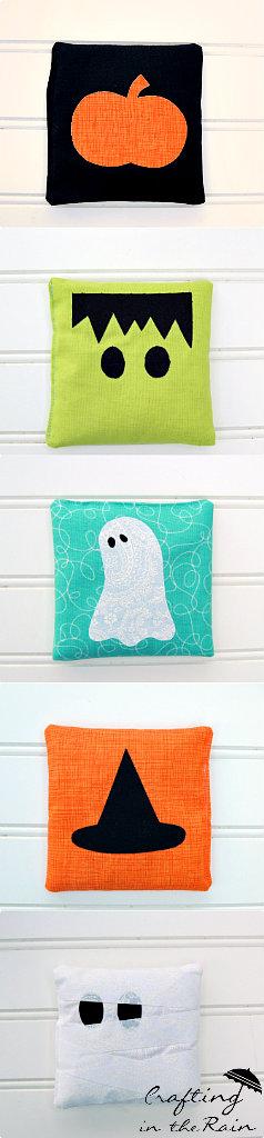 halloween bean bag pattern