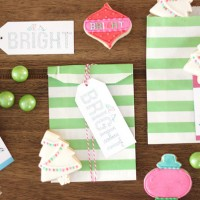 All is Bright Printable ChristmasTags