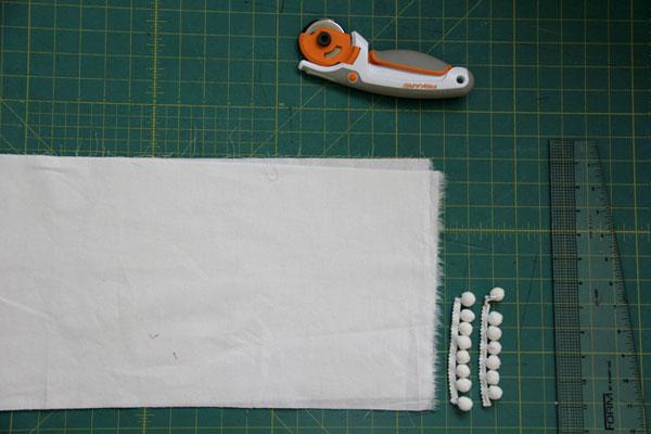 make a pillow