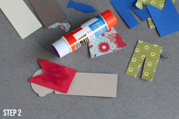 family puppet craft