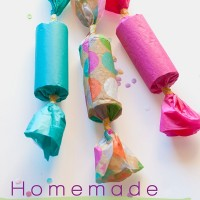 Easy Party Poppers Tutorial
