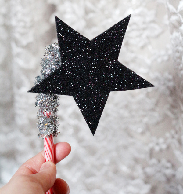New Years Eve cupcake topper