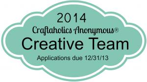creative team applications