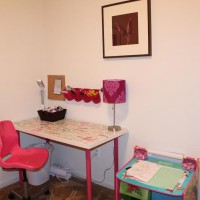 girl cave crafting space