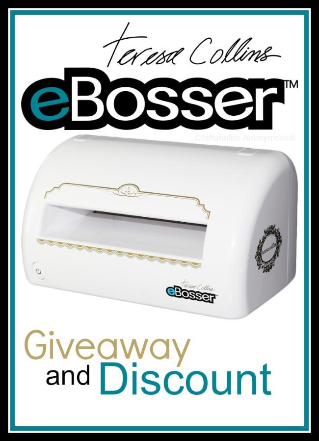 ebosser giveaway