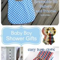 Handmade Baby Boy Shower Gifts