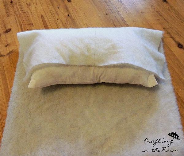 faux-pillow