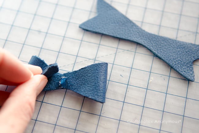 how-to-make-leather-bow