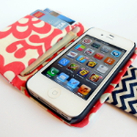 iPhone wallet inside - thumbnail