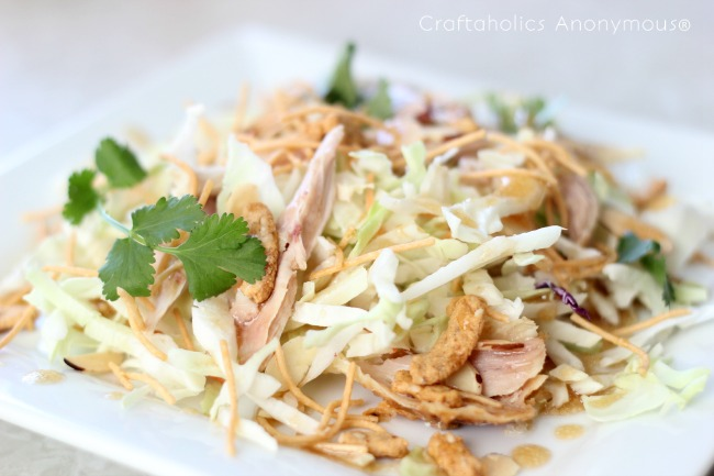 chinese Chicken Salad recipe