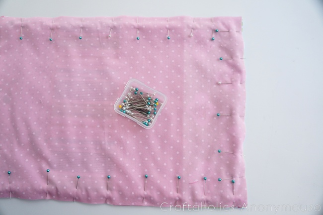 tutorial for doll quilt