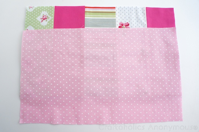 sew your own quilt