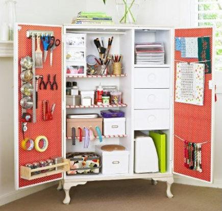 armoir craft storage