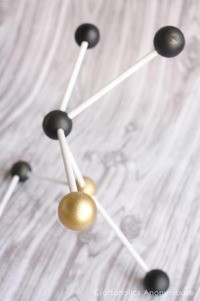 DIY Molecule Model