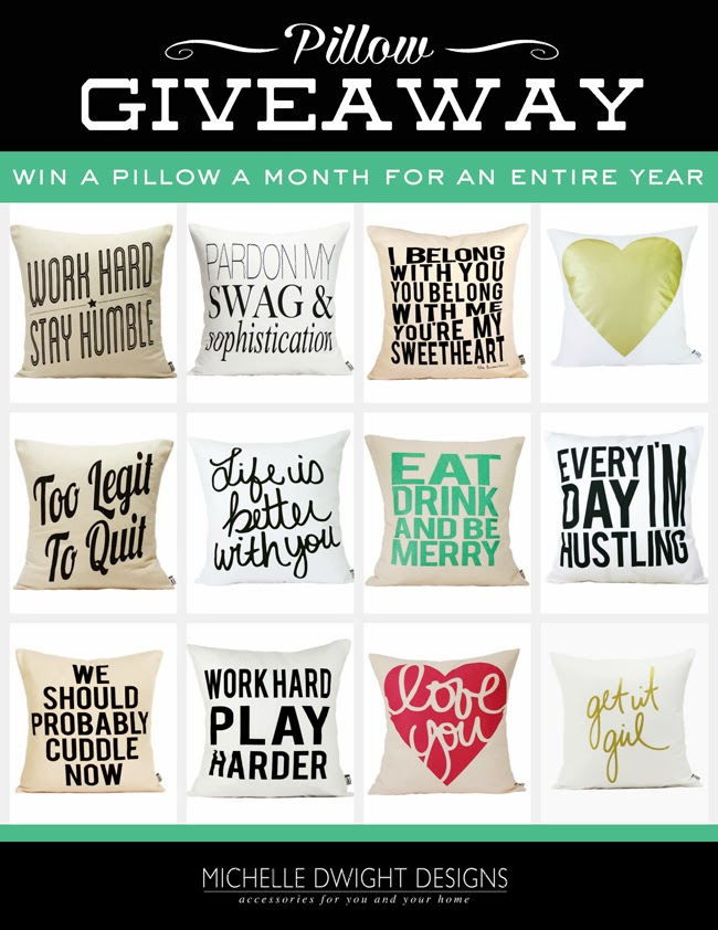 pillow giveaway collage 650
