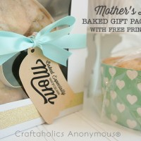 Free Mother's Day Gift Packaging Printables