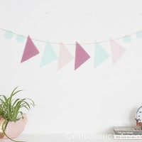Spring Geometric Banner Tutorial