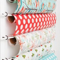 11 Gift Wrap Storage Solutions