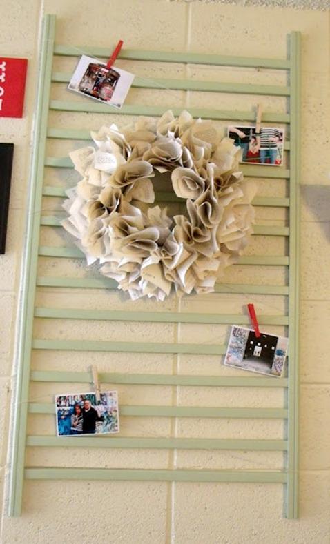 crib panel photo display