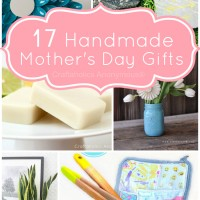 17 Handmade Mother's Day Gifts