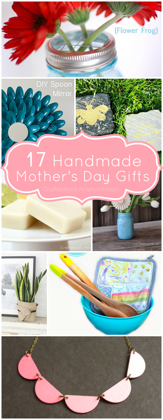 mothers day handmade gifts craftaholics anonymous 174 17 handmade s day gifts 153