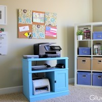 Craft Room Tour – Brandy at Gluesticks Blog