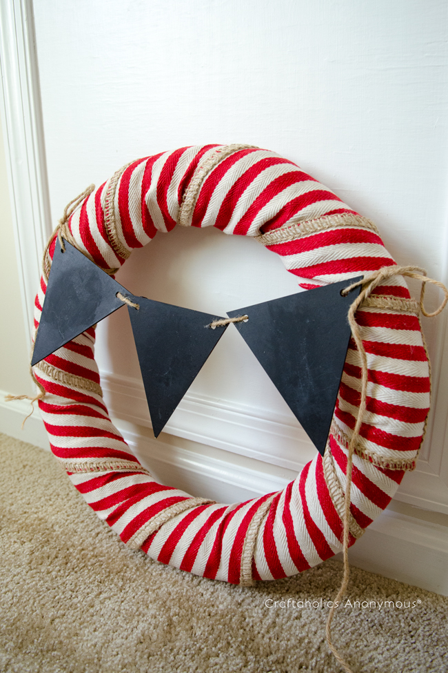 4th-of-july-wreath tutorial