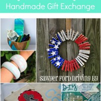 Summer 2014 Handmade Gift Exchange
