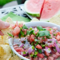 Delicious Watermelon Salsa Recipe