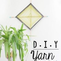 DIY Yarn Art