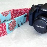 Make camera strap cover